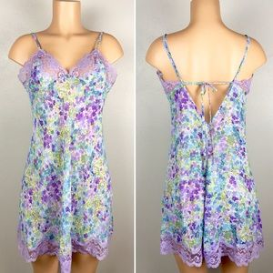 Victoria's Secret Floral Large Babydoll Nightie
